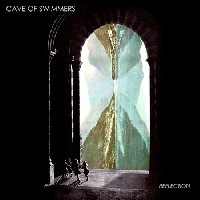 Cave Of Swimmers - Reflection