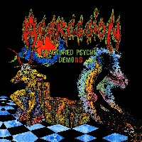 AGgression - Fractured Psycho Demons