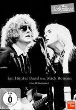 Ian Hunter Band Feat. Mick Ronson - Live At Rockpalast (DVD)
