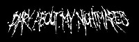 Logo Diary About My Nightmares