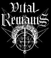 Logo Vital Remains
